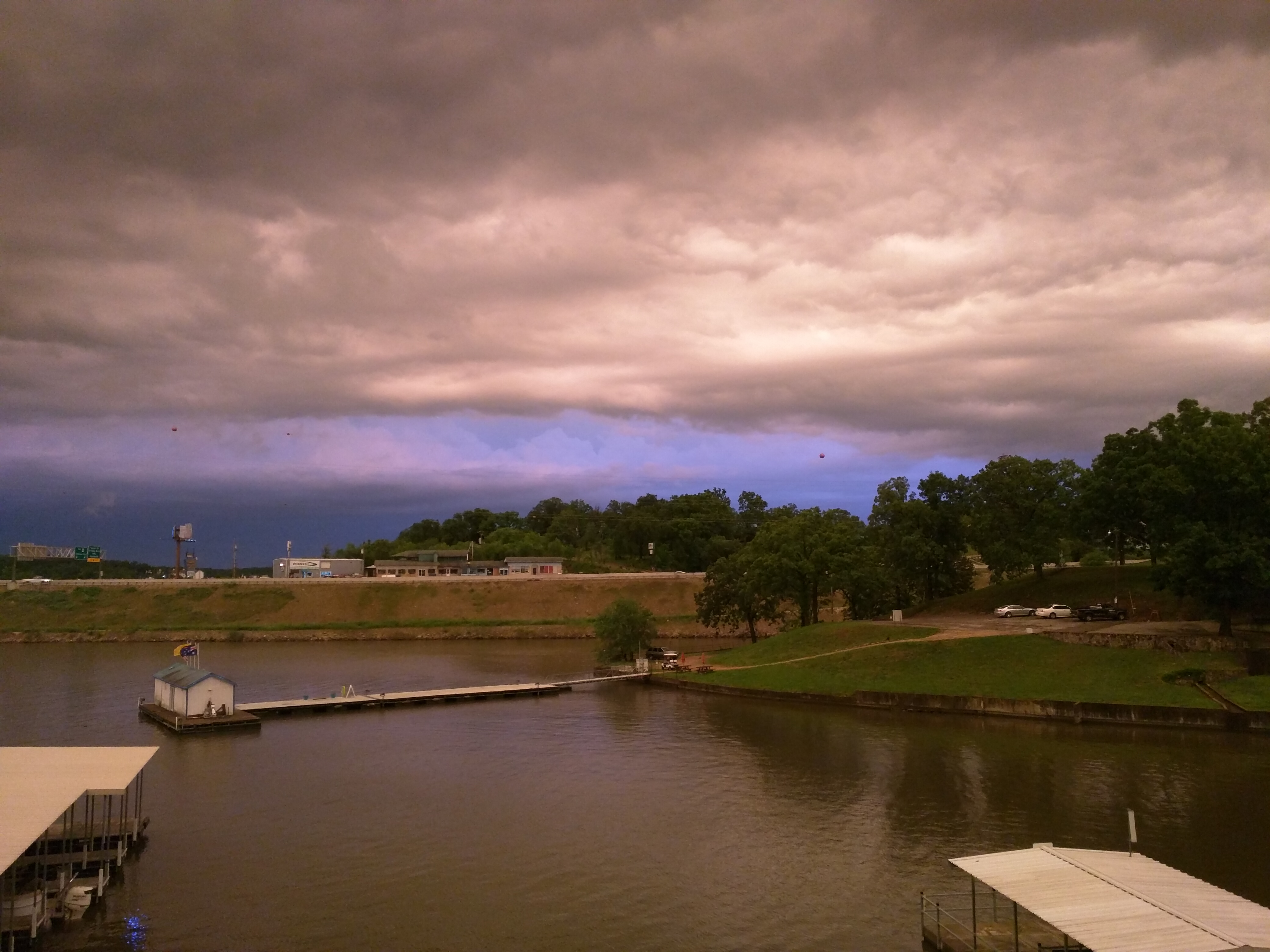 Thunder over Lake of the Ozarks